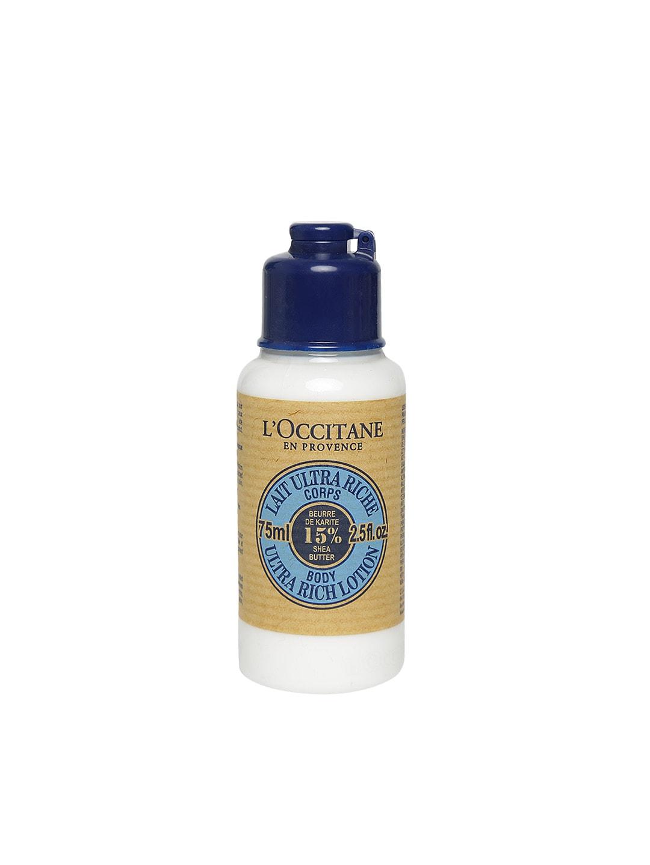LOccitane en Provence Unisex Shea Butter Ultra Rich Body Lotion image