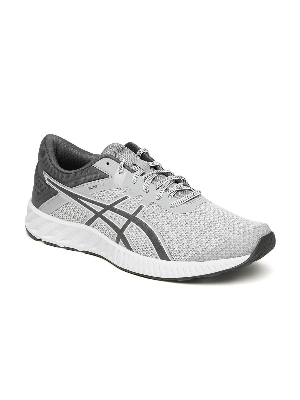 ASICS Men Grey fuzeX Lyte 2 Running Shoes image