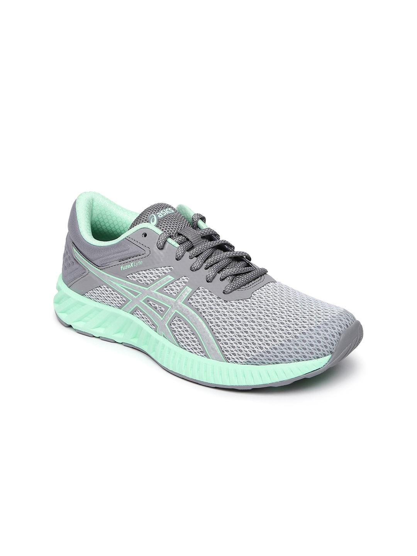 ASICS Women Grey fuzex Lyte 2 Running Shoes image