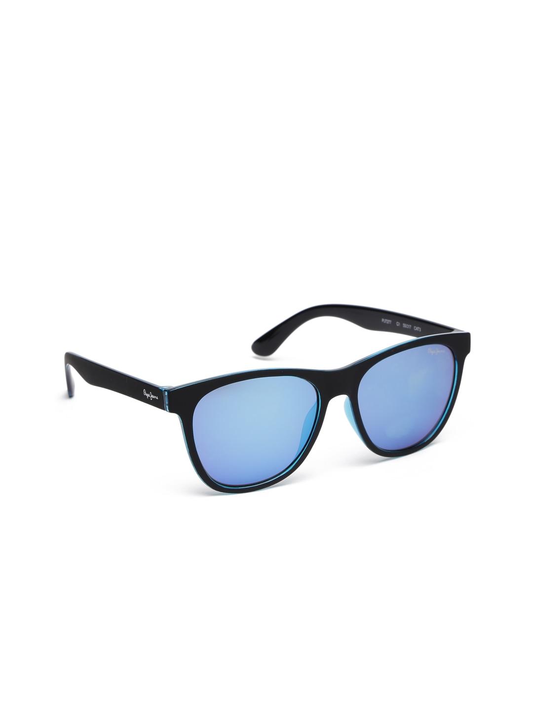 Buy Pepe Jeans Unisex Wayfarer Sunglasses Online at Best Price in India