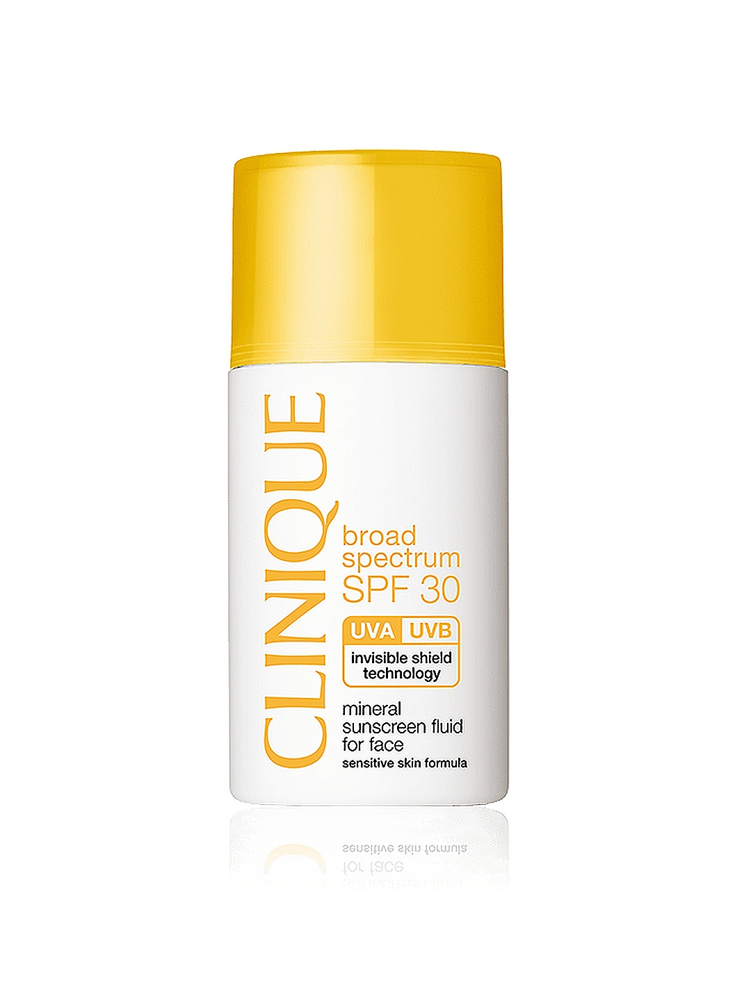 Clinique SPF 30 Mineral Sunscreen Fluid for Face image