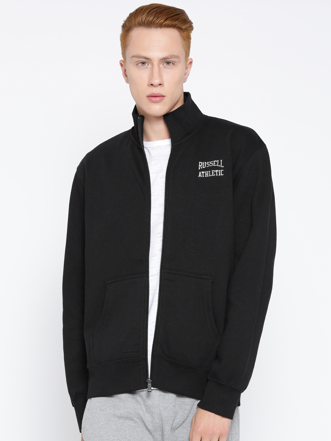 Russell Athletic Black Sweatshirt image