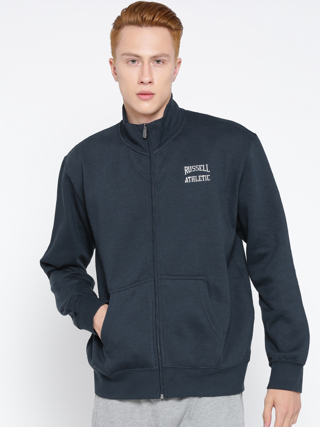 Russell Athletic Navy Sweatshirt image