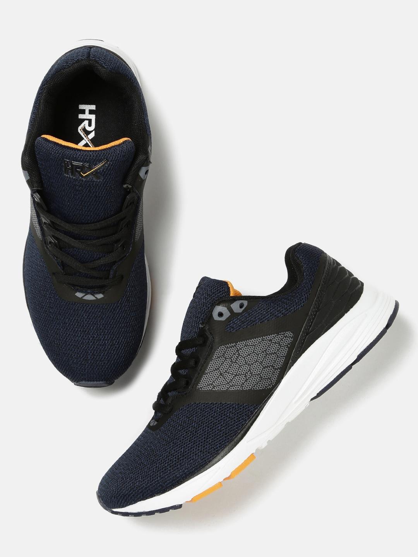 HRX by Hrithik Roshan Navy Blue Men's Running Shoes
