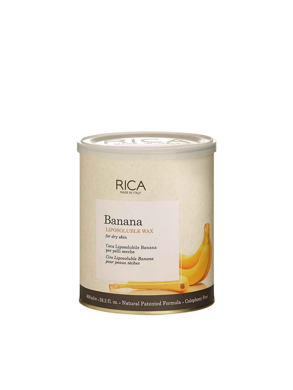 RICA Unisex Banana Liposoluble Wax image