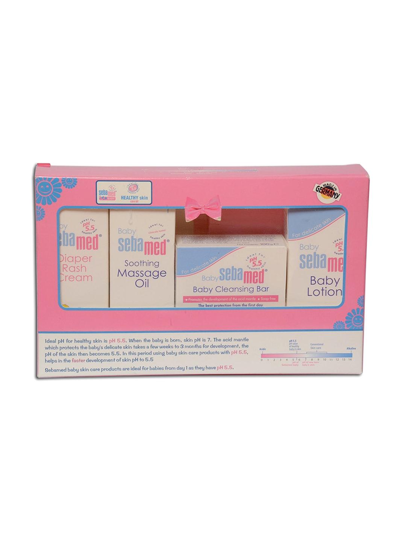 Sebamed Baby Healthy Skin Care Kit image