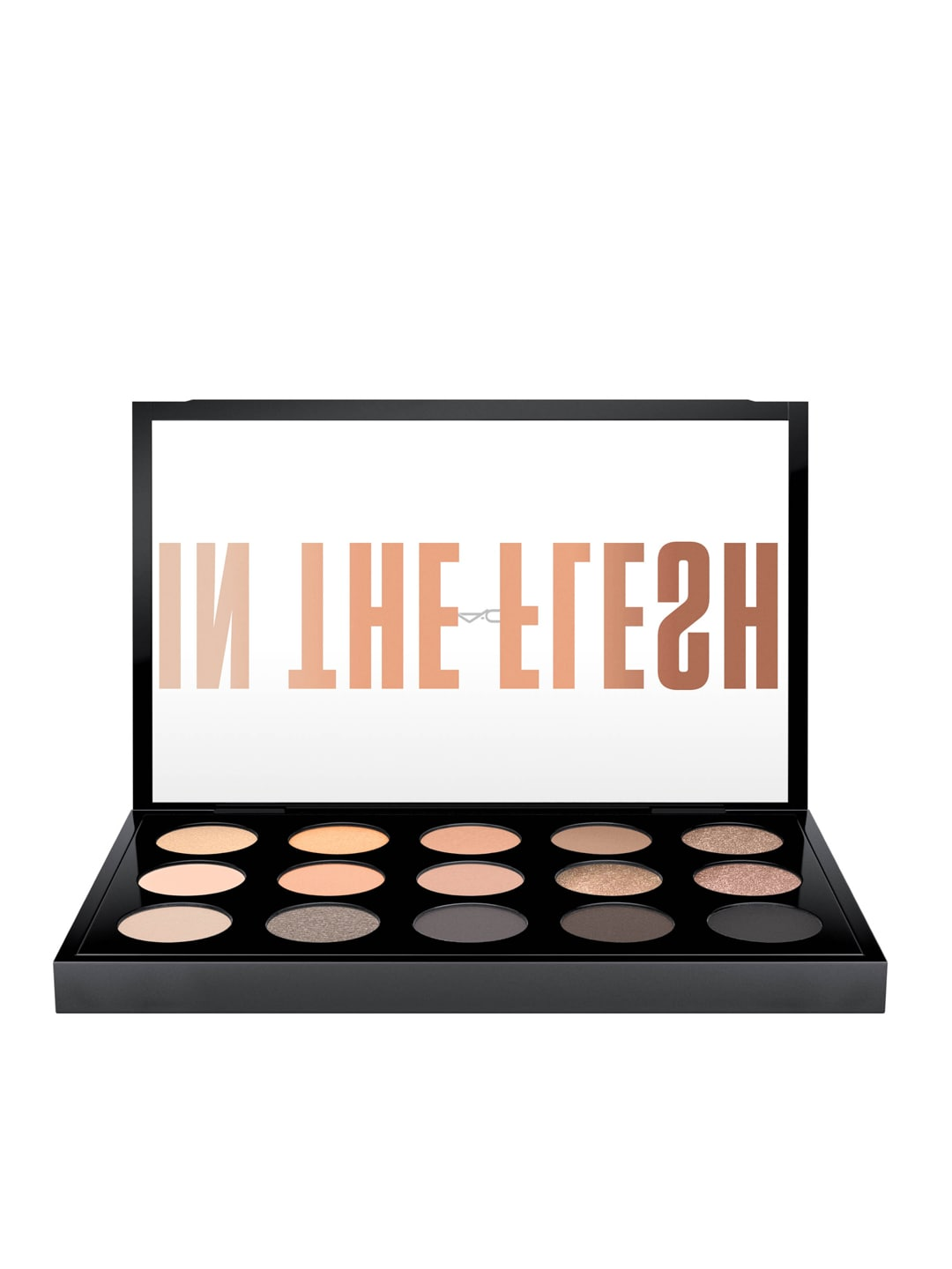 M.A.C EYES ON M.A.C Eye Shadow x 9: In The Flesh Eye Shadow Palette image