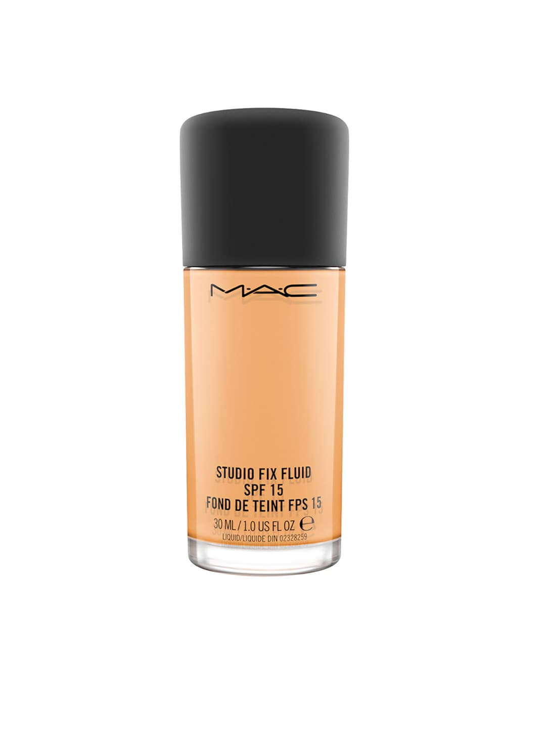 M.A.C NC 43.5 Studio Fix Fluid SPF 15 image