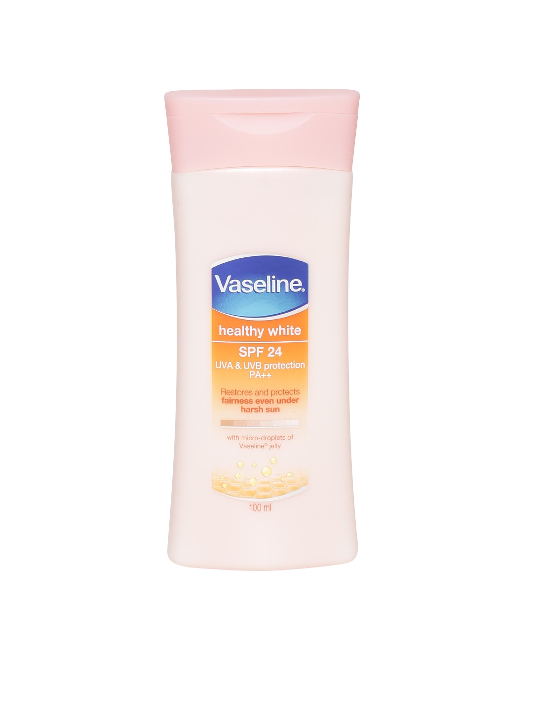 Vaseline Healthy White Body Lotion 100 ml with SPF 24 image
