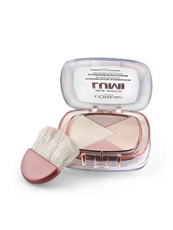 LOreal Paris Neutral True Match Lumi Powder Illuminator Blush & Highlight image