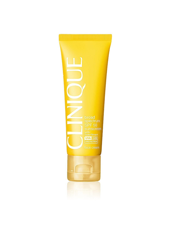 Clinique Broad Spectrum SPF 50 Sunscreen Face Cream image
