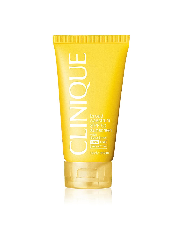 Clinique Broad Spectrum SPF 50 Sunscreen Body Cream image