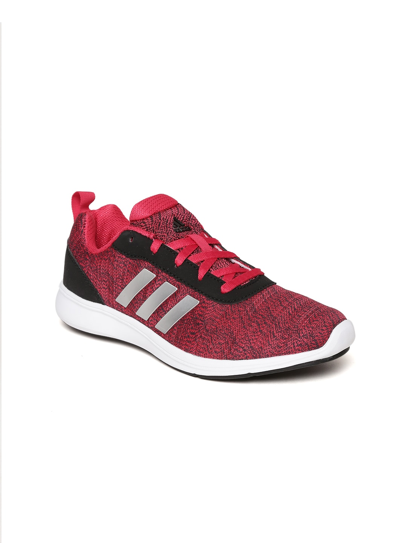 Adidas Women Red Adiray 1.0 Running Shoes image