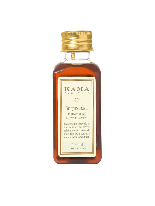 KAMA AYURVEDA Sugandhadi Rejuvenating Body Treatment Oil 100 ml image