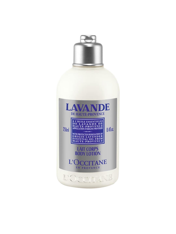 LOccitane en Provence Lavender Body Lotion 250 ml image
