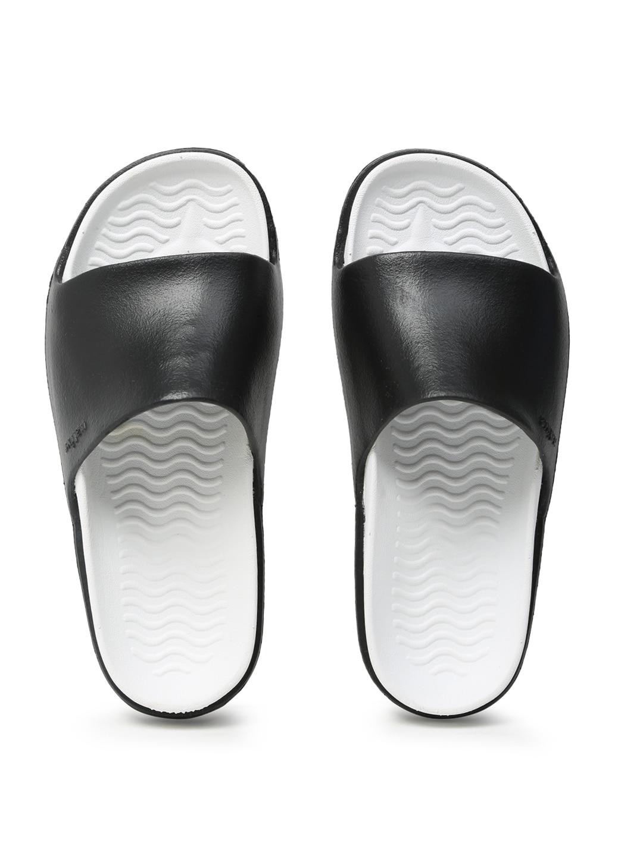 native shoes Unisex Black Spencer Slider Flip-Flops image