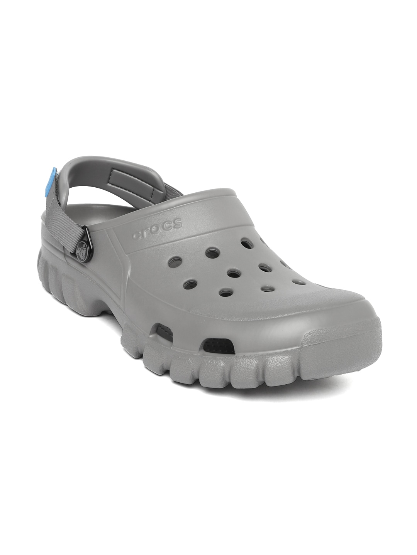 Crocs Unisex Grey Offroad Sport Clogs image