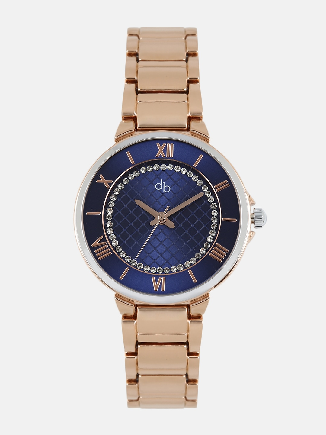 DressBerry Women Blue Analogue Watch MFB-PN-WTH-S9650L image