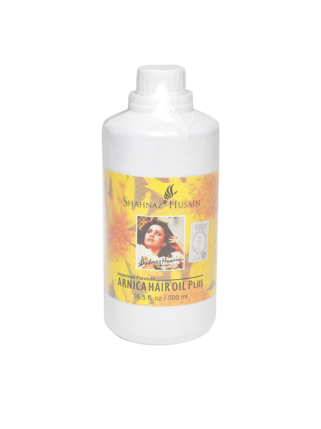 Shahnaz Husain Unisex Arnica Hair Oil Plus 500 ml image