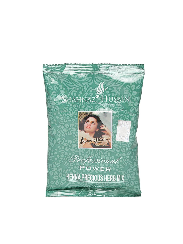 Shahnaz Husain Professional Henna Precious Herb Mix 100 g image