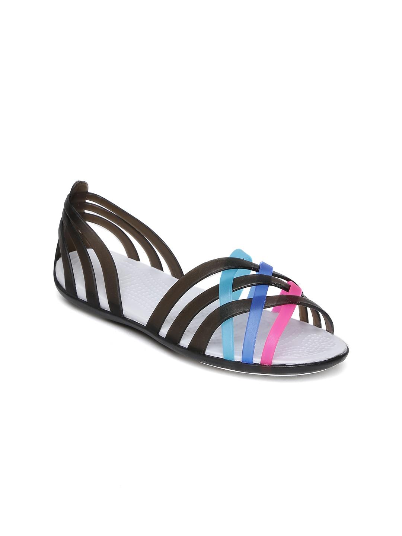 Tresmode Women Multicoloured Strappy Flats image