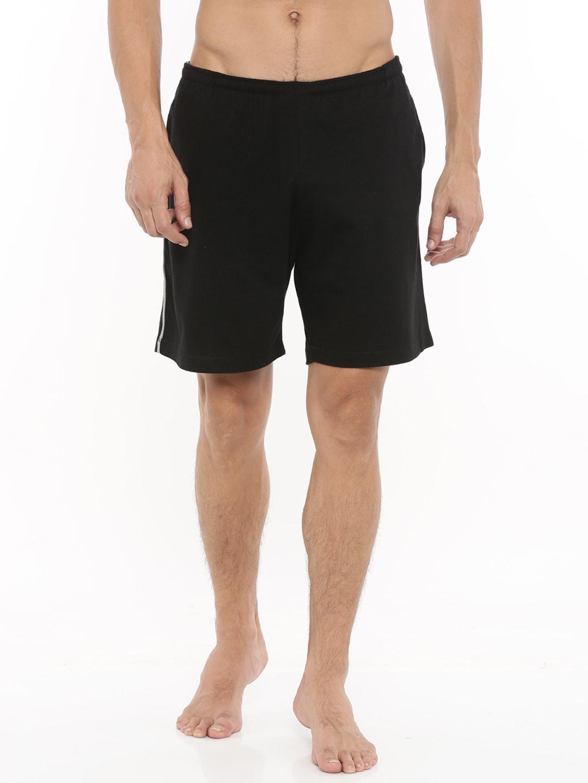 Gmcks Black Lounge Shorts image