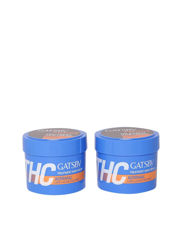 Gatsby Men Set of 2 Moist Treatment Hair Cream 500 g image