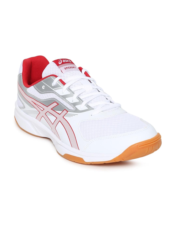 ASICS Men White UPCOURT 2 Sports Shoes image