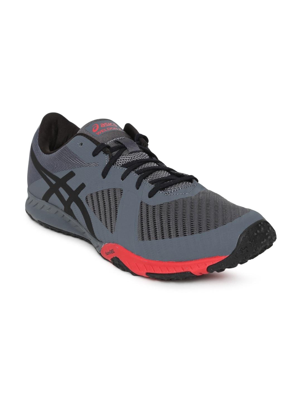 ASICS Men Charcoal WELDON X Training Shoes image