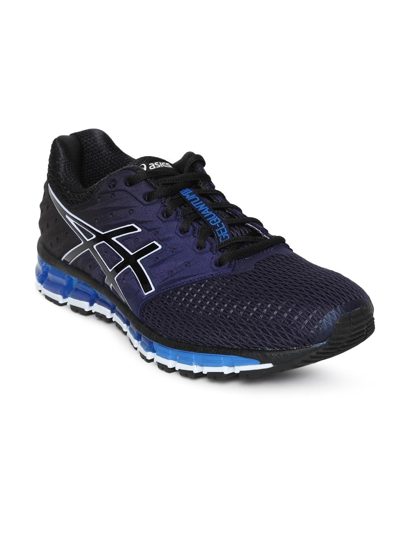 ASICS Men Navy Blue GEL-QUANTUM 180 2 Running Shoes image