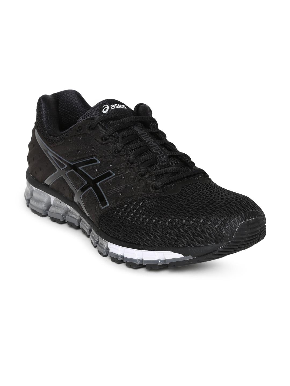 ASICS Men Black GEL-QUANTUM 180 2 Running Shoes image
