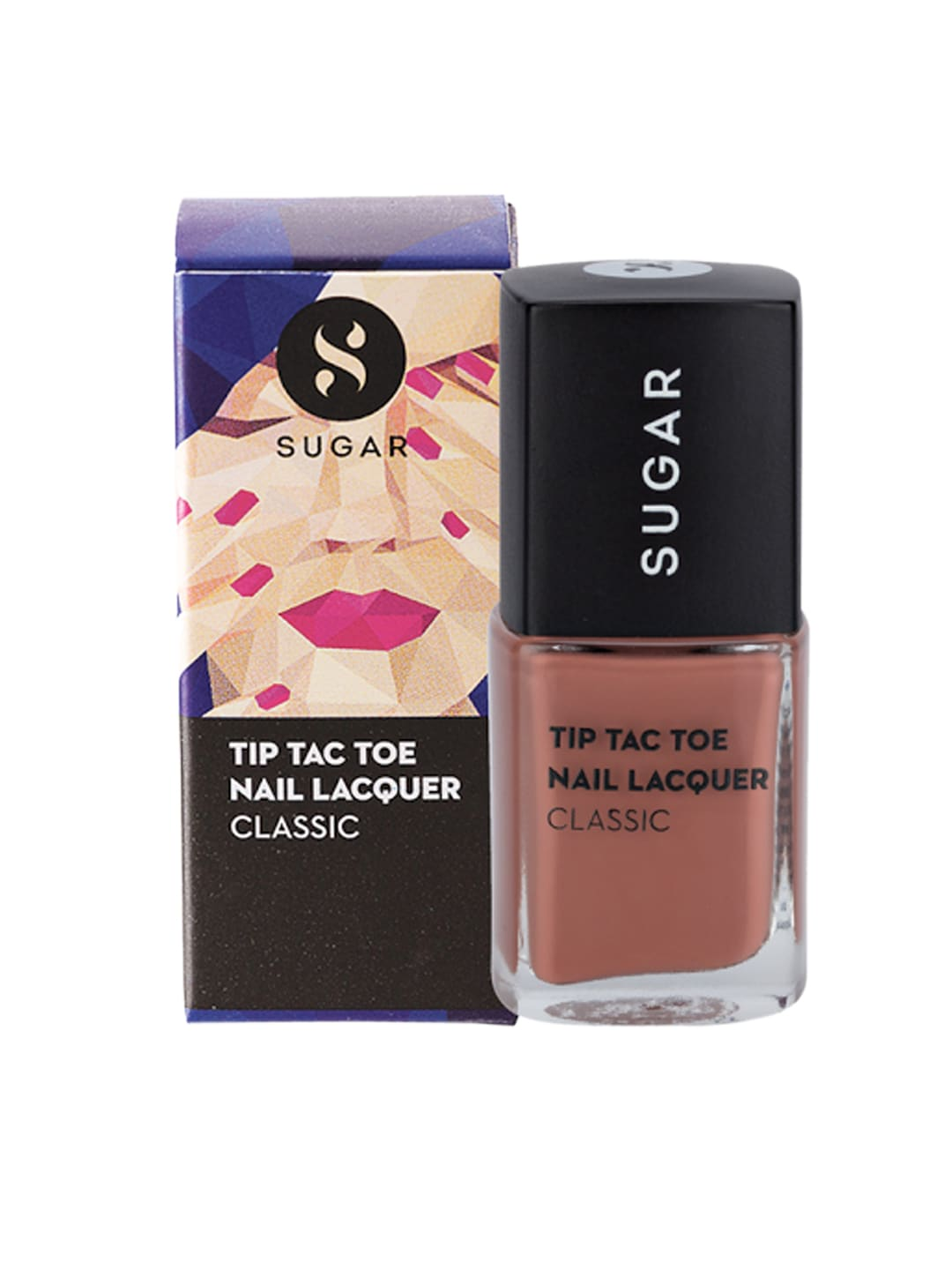 SUGAR Tip Tac Toe Classic Nail Lacquer - 006 Cookie Cutter image