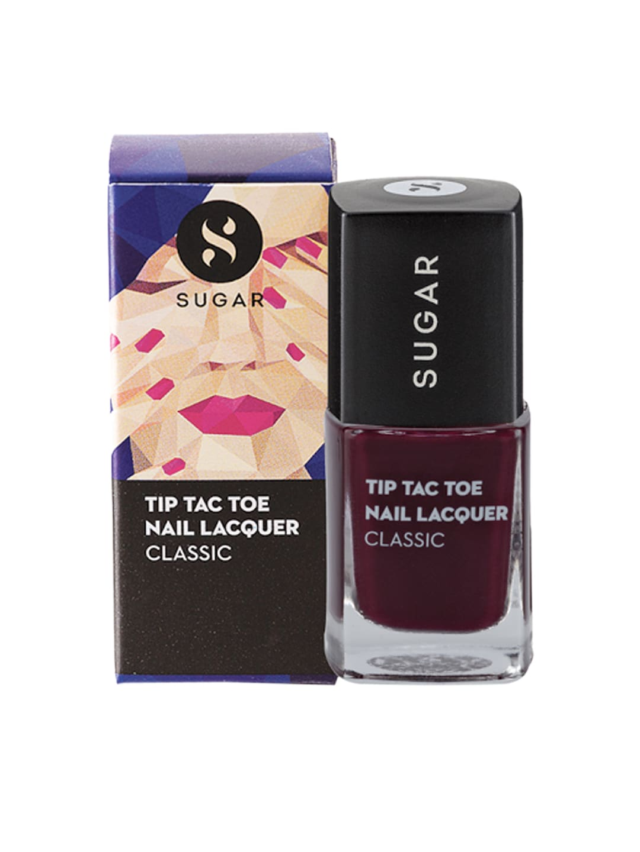 SUGAR Tip Tac Toe Classic Nail Lacquer - 009 Bowl Of Berries image