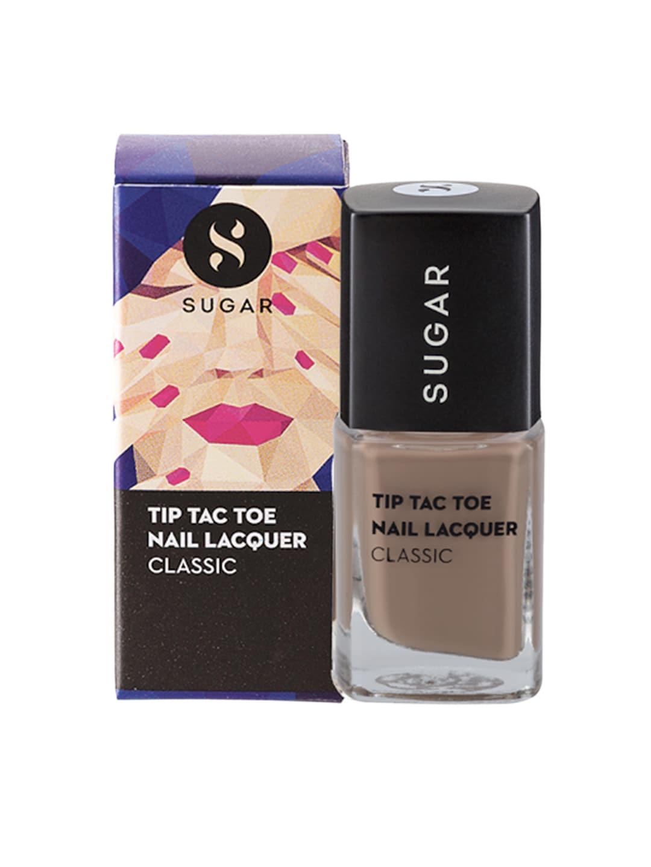 SUGAR Tip Tac Toe Classic Nail Lacquer - 011 Cream Come True image
