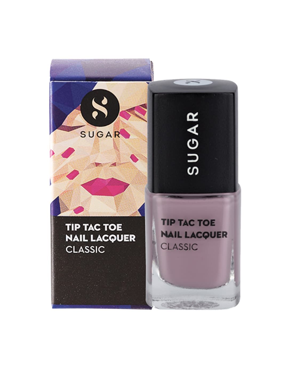 SUGAR Tip Tac Toe Classic Nail Lacquer - 017 Lilac Lustre image
