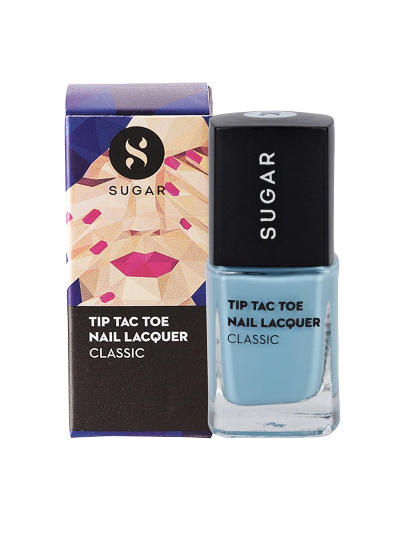 SUGAR Tip Tac Toe Classic Nail Lacquer - 024 Bird's Eye Blue image