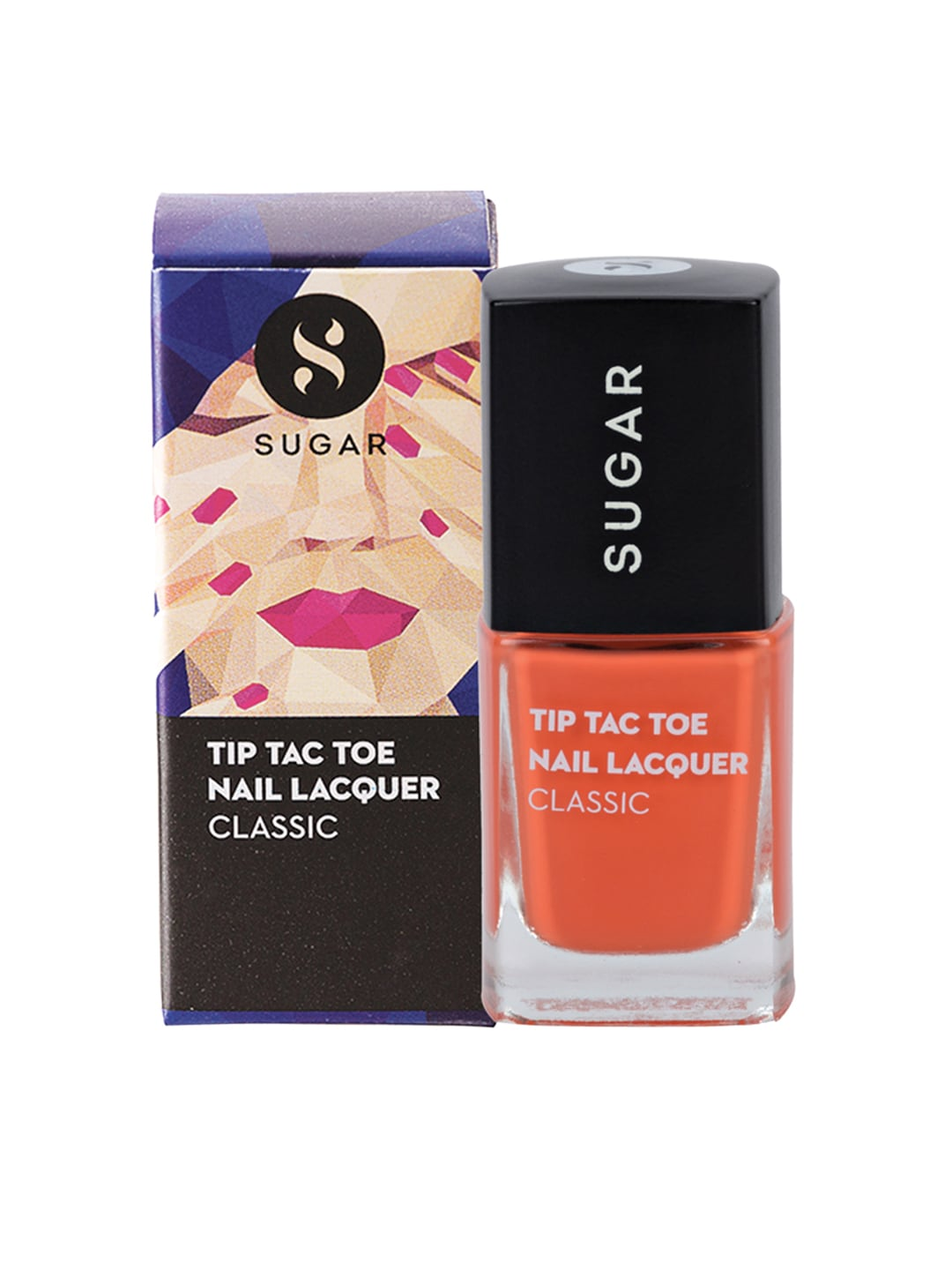 SUGAR Tip Tac Toe Classic Nail Lacquer - 029 Fuel The Fire image