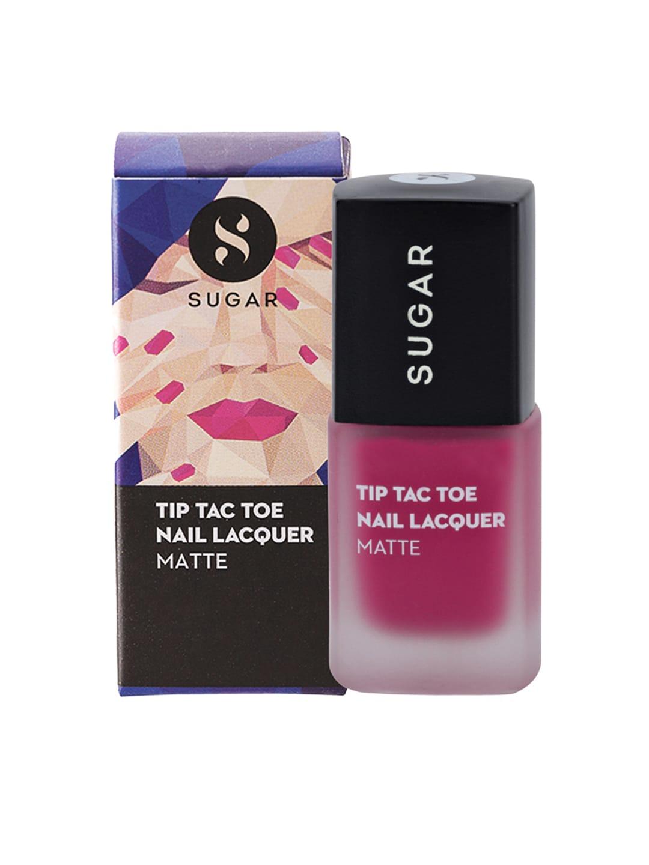 SUGAR Tip Tac Toe Classic Nail Lacquer - 033 Mad Magenta image