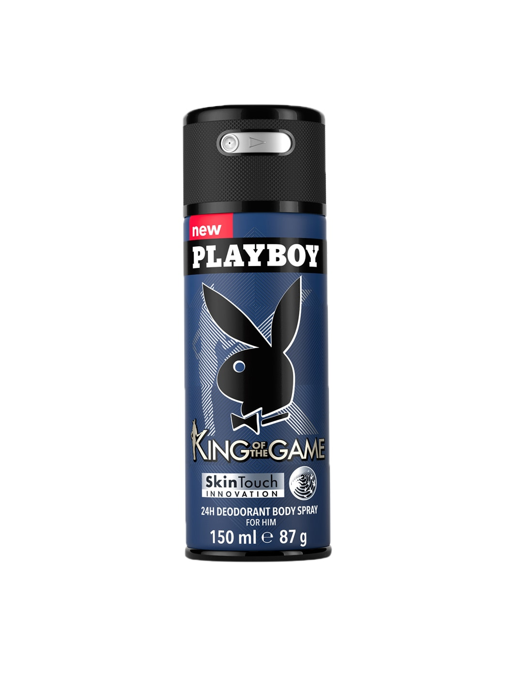 Playboy Men King Deodorant 150 ml image