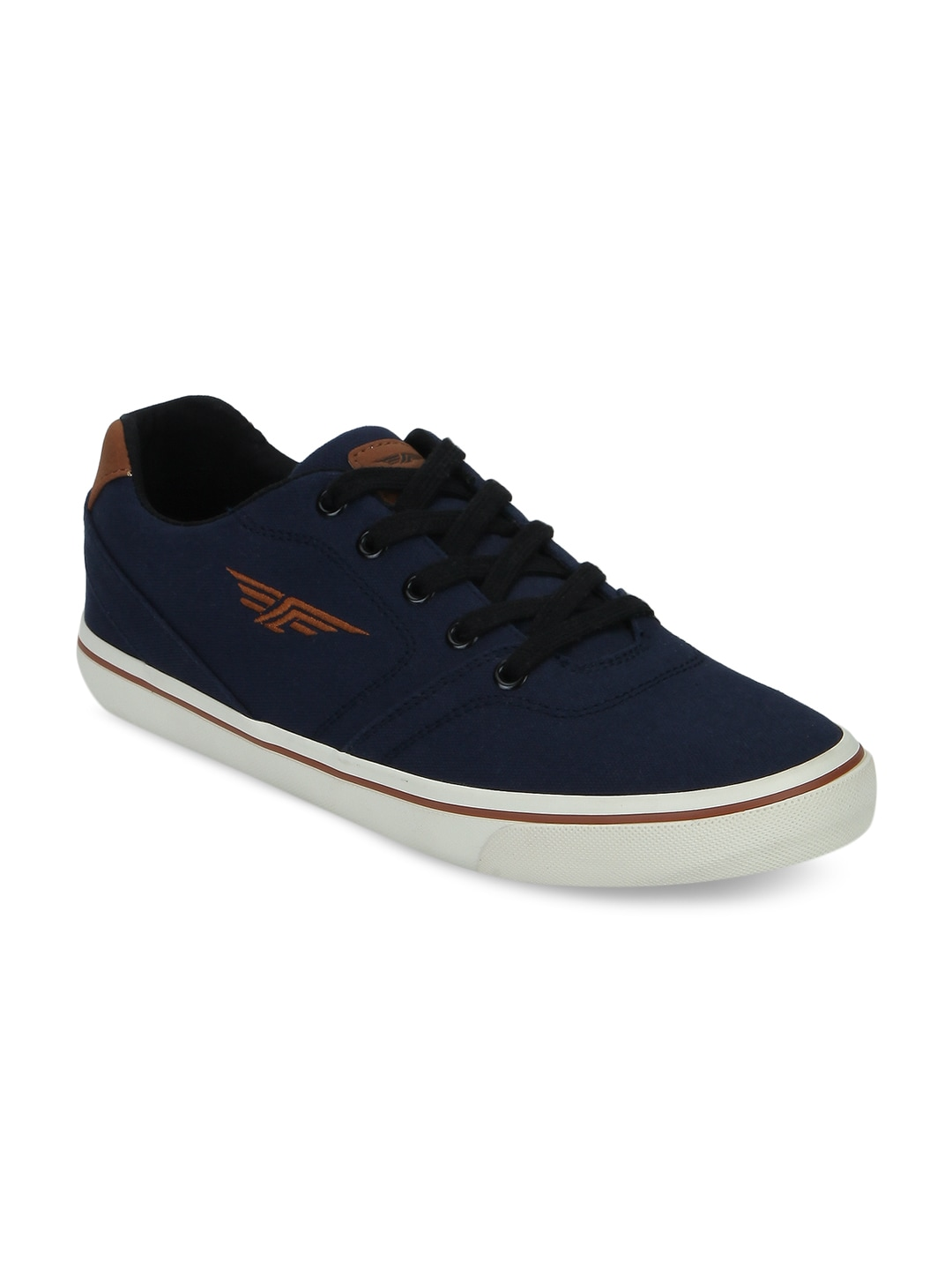 Red Tape Men Navy Sneakers image