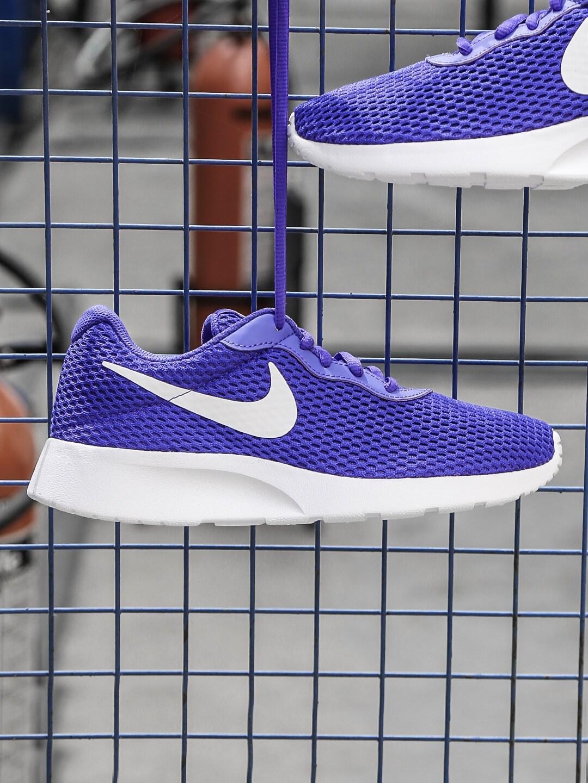 Nike Women Blue TANJUN BR Sneakers image