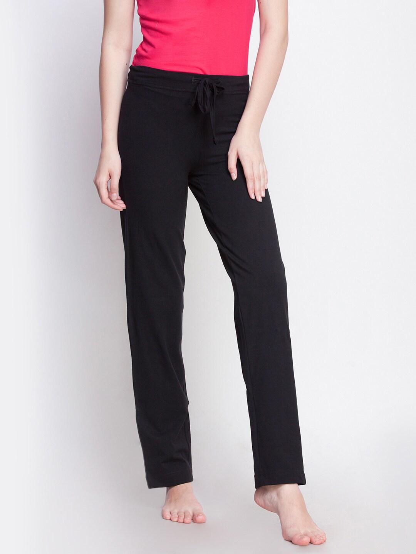 Dollar Missy Women Black Lounge Pants MMCC-561-LP-PO1 image