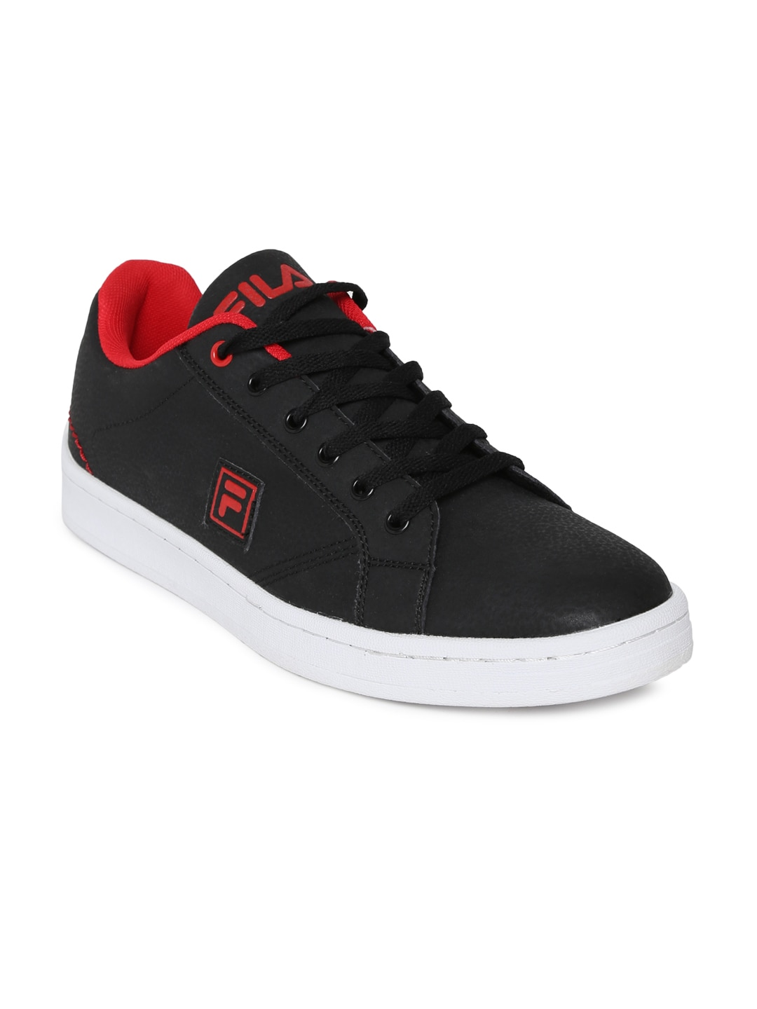 FILA Men Black EBERTO Sneakers image