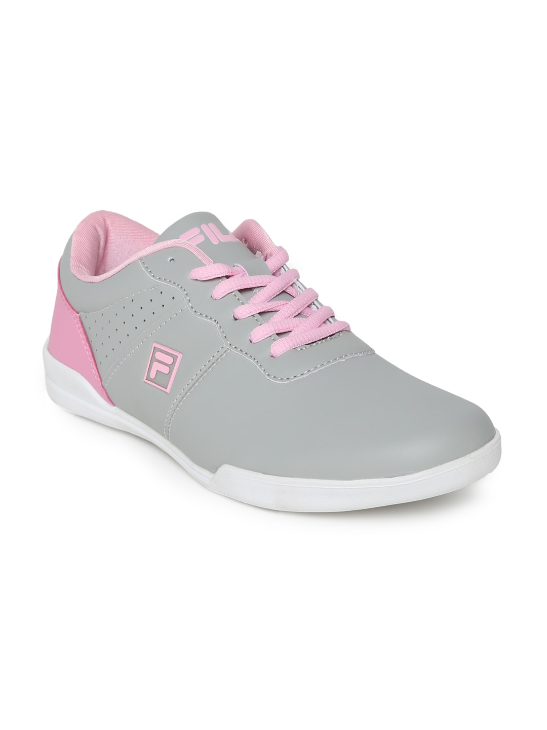 FILA Women Grey KAOMI Sneakers image