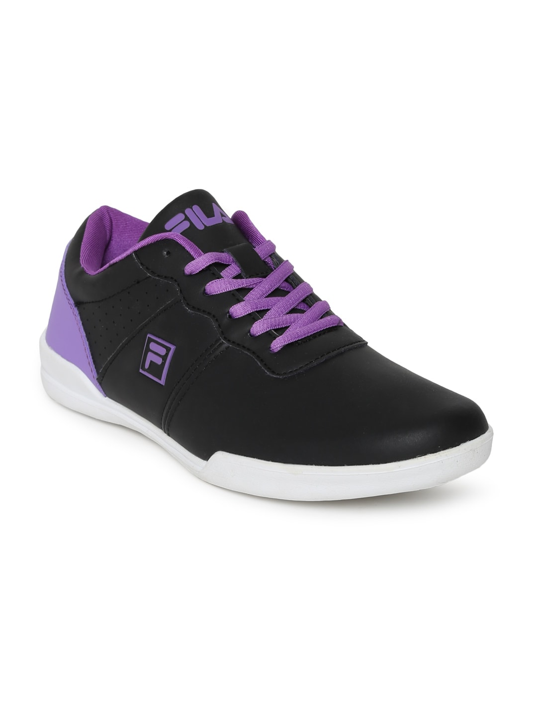 FILA Women Black KAOMI Sneakers image
