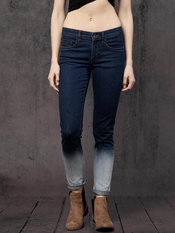 Roadster Blue Skinny Fit Women Jeans