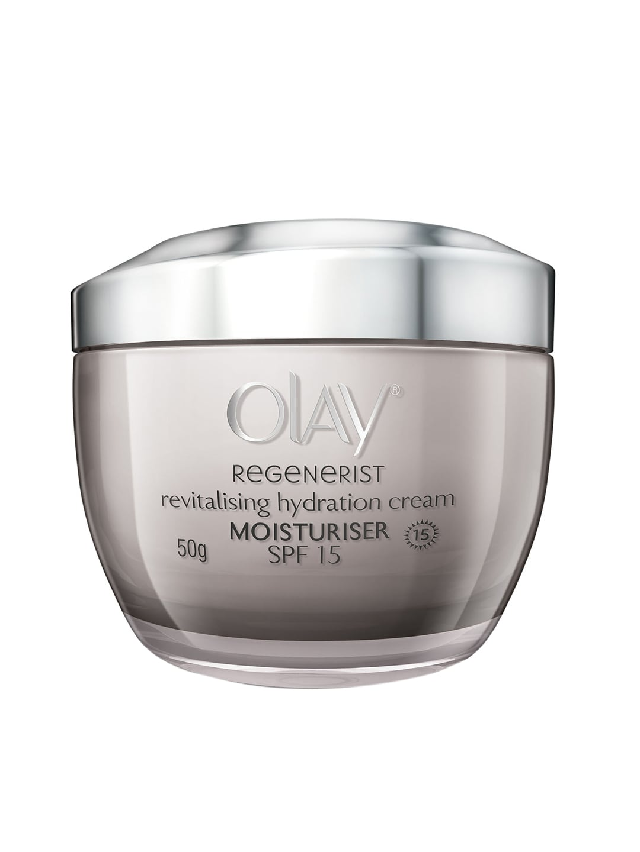 Olay Regenerist Advanced Anti-Ageing Revitalising Hydration Cream Moisturiser SPF 15 image
