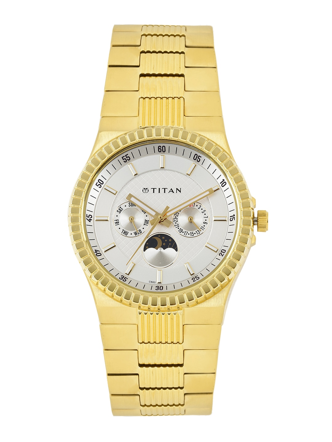 Titan NH1532YM01 Regalia Men's Watch image.
