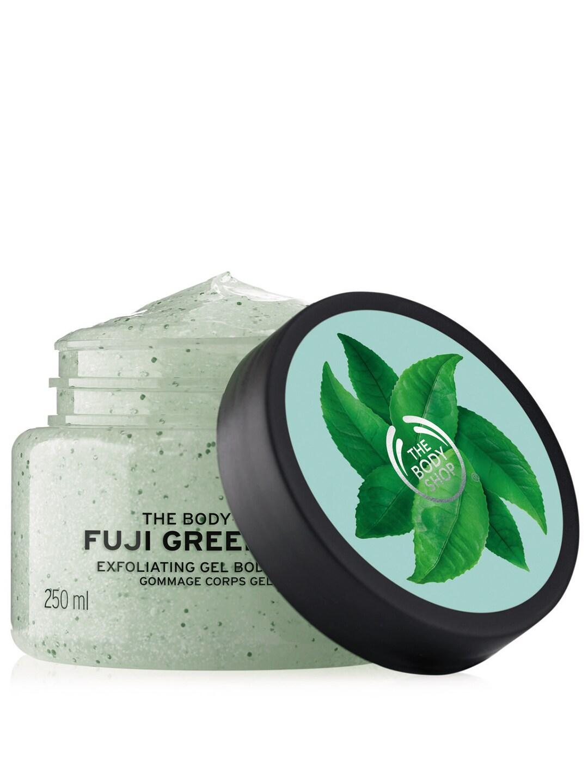 THE BODY SHOP Fuji Green Tea Body Scrub image