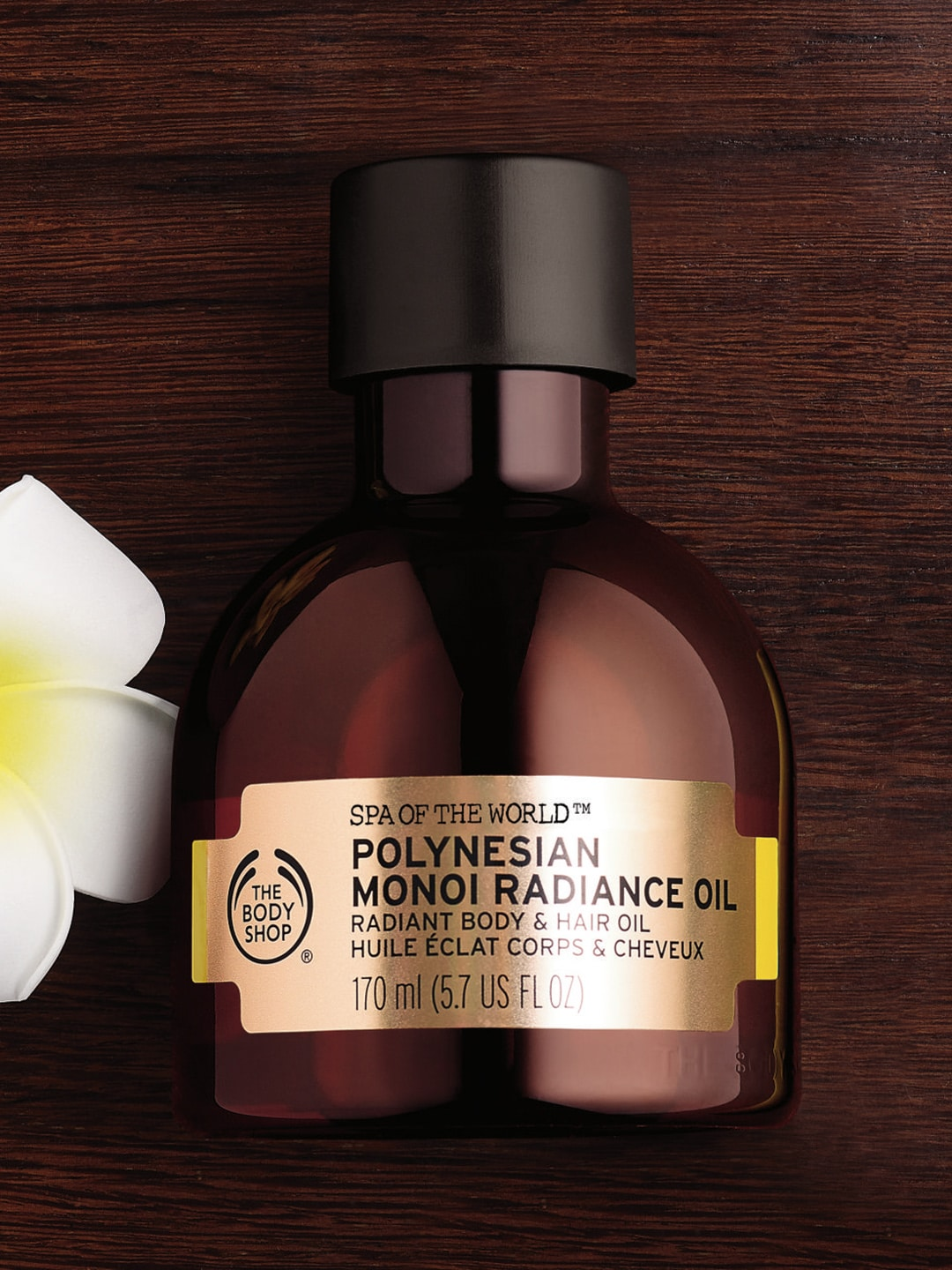 THE BODY SHOP Spa Of The World Polynesian Mono Radiance Oil image